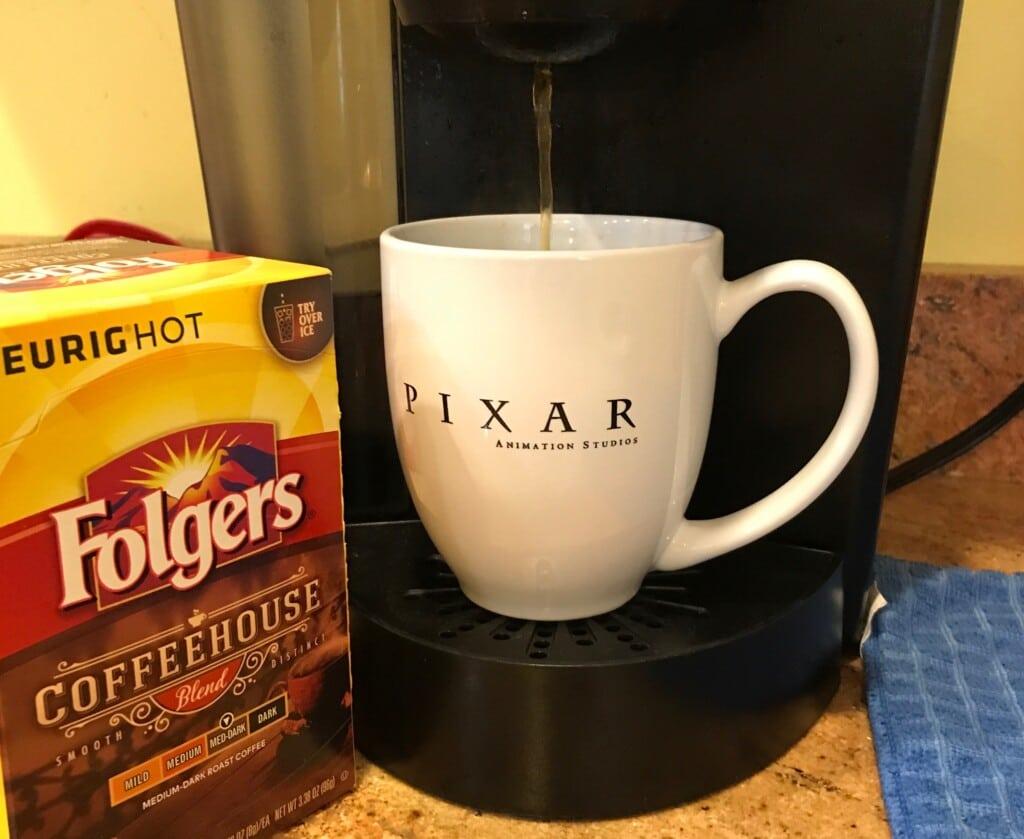 Folgers coffee mug #ShouldBeOnACoffeeMug