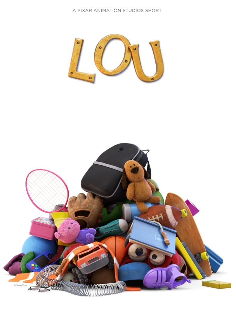 #Cars3Event Lou animated short