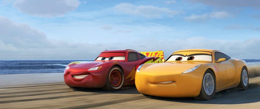 #Cars3Event LOU Cruz