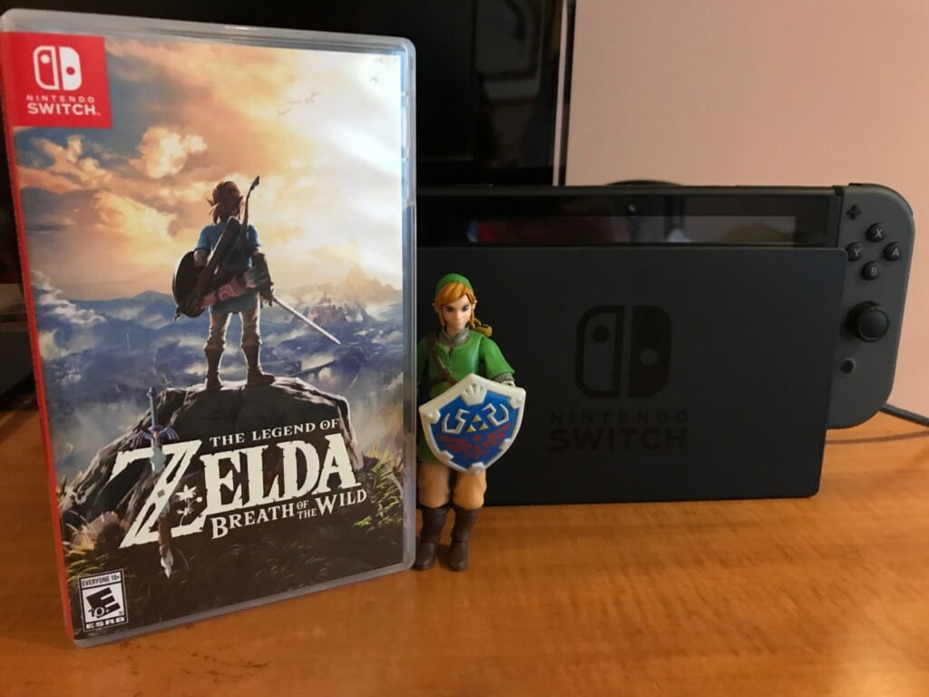 Link continues to find ways to improve on greatness.