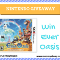 Ever Oasis Giveaway