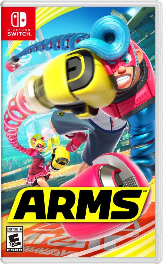 ARMS PlayNintendo