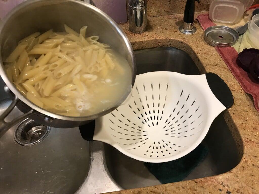 #InTheKitchenWithDad Barilla Pasta
