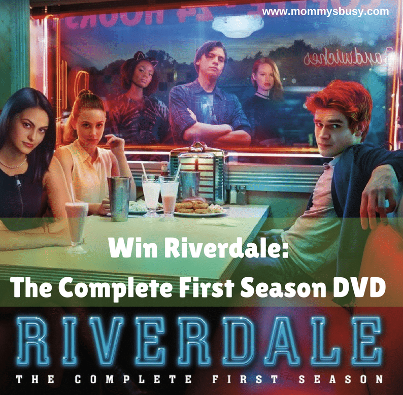Riverdale: The Complete First Season DVD Giveaway
