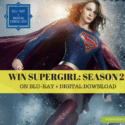 Win Supergirl: The Complete Second Season on Blu-ray & Digital Download