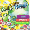 Win Yoshi's New Island (Nintendo 3DS)