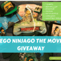Win a Lego Ninjago the Movie Prize Package!