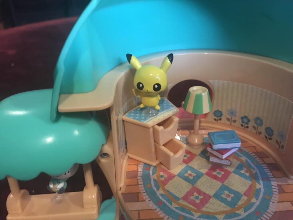 Pokemon Escape in the Forest
