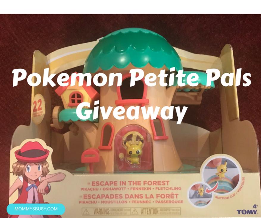 Pokemon Petite Pals Giveaway