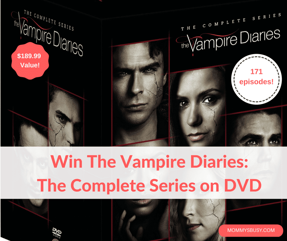 The Vampire Diaries Complete Series