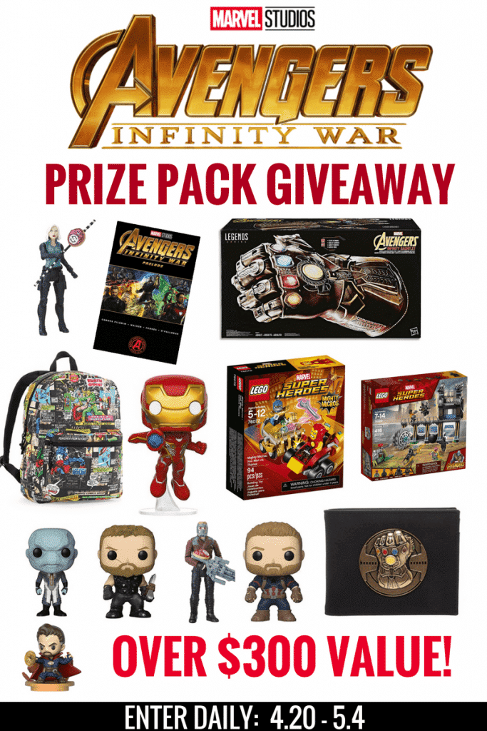 Captain america quest sweepstakes