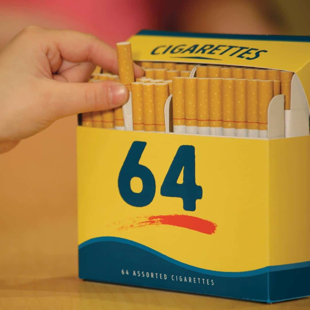 Tobacco Free #SeenEnoughTobacco