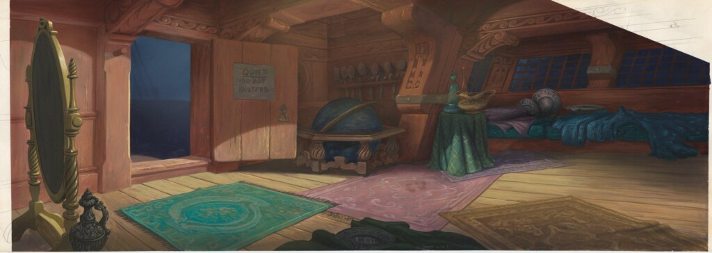 Animation Research Library #PeterPanBluray