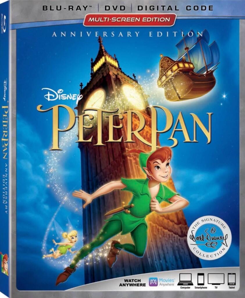 #PeterPanBluray Walt Disney Studios Lot