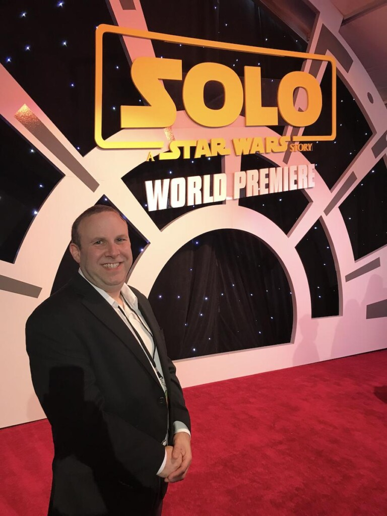 Solo Red Carpet