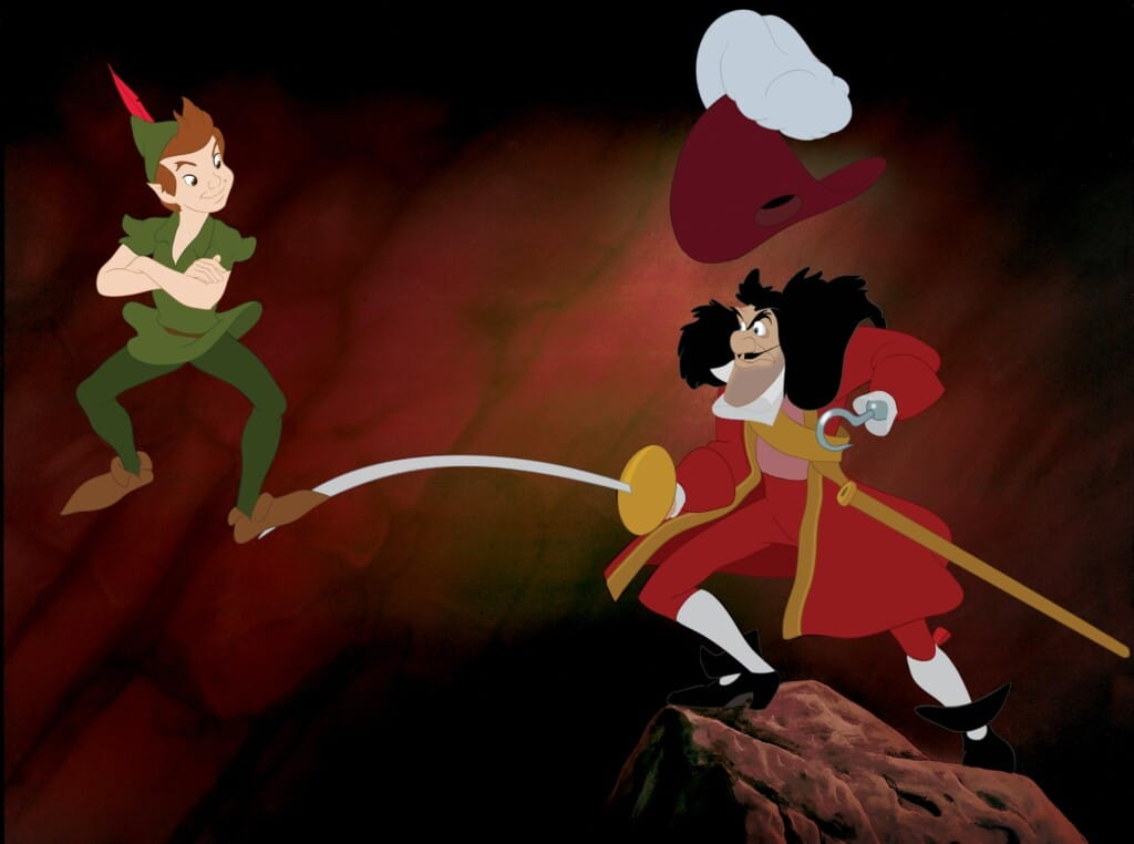 #PeterPanBluray Disney