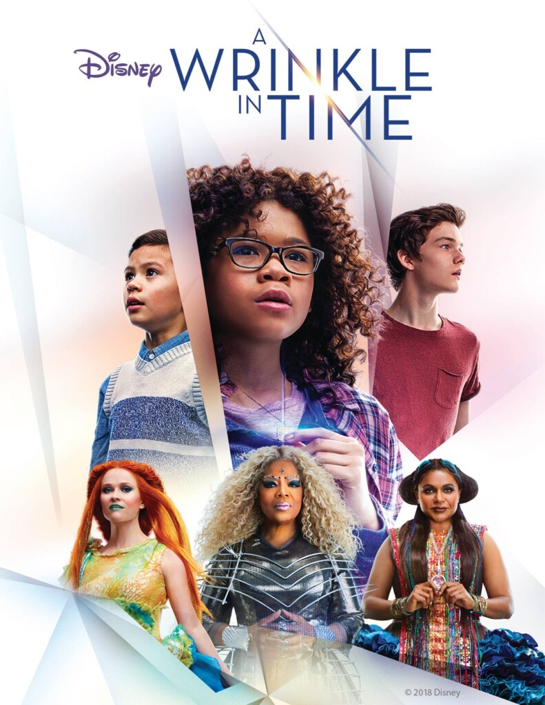 A Wrinkle in Time #WrinkleInTimeBluray