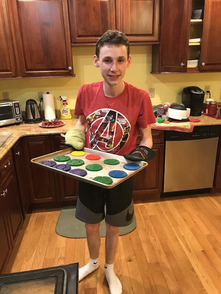 Infinity Stone Cookies Avengers Infinity War