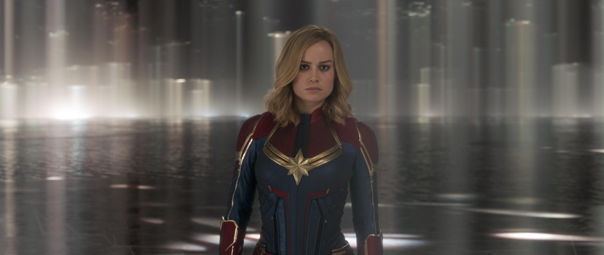 #CaptainMarvel Captain Marvel