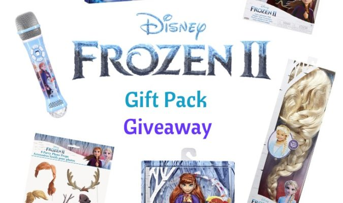 Disney's Frozen 2 Gift Pack Giveaway!