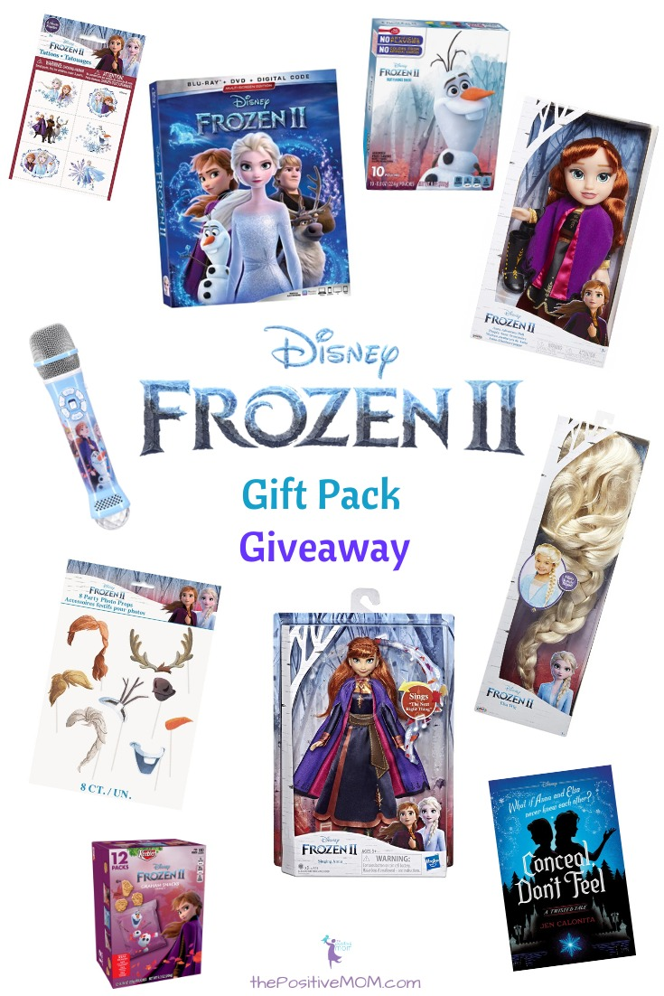 Frozen 2 gift pack