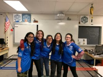 Suffern Robotics Girls STEM