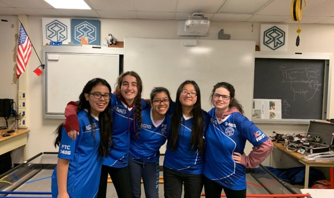 Suffern Robotics Encourages Girls to Embrace STEM