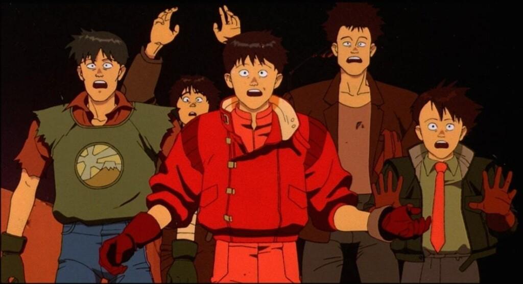 Kaneda's gang