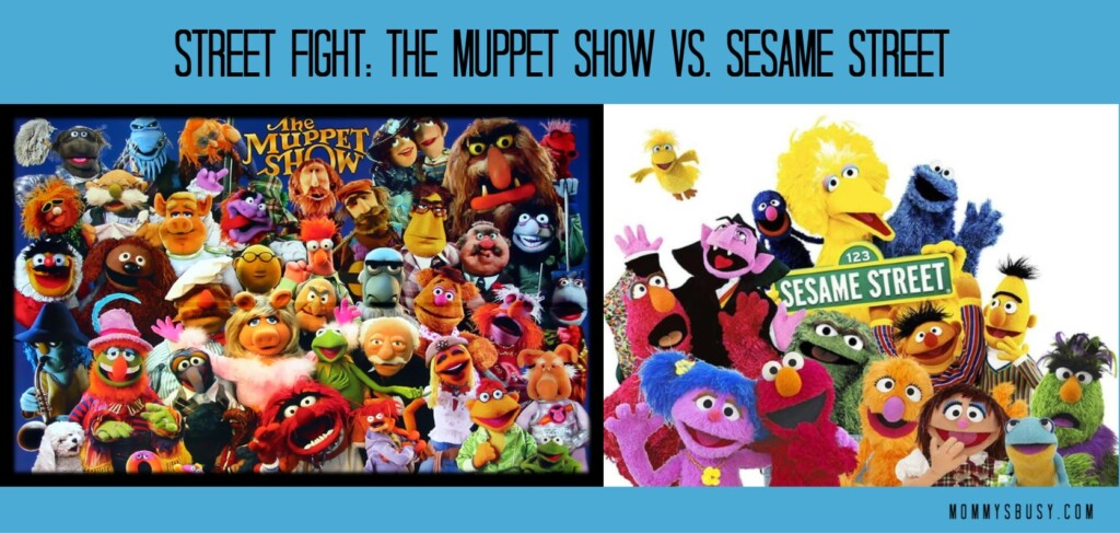 Muppets Street Fight