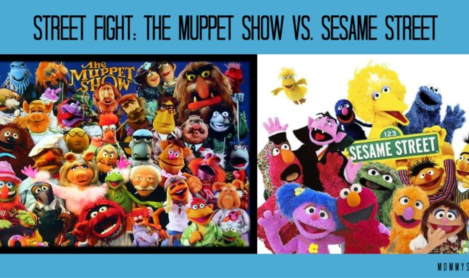 Street Fight: The Muppets vs. Sesame Street