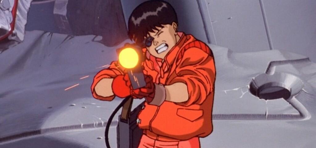 Kaneda gun Akira