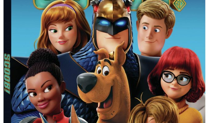 SCOOB! Blu-ray Combo Pack Giveaway