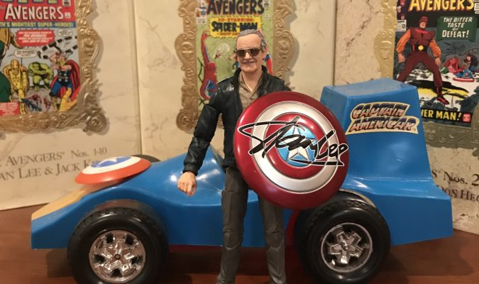 Celebrate Father's Day with the Father of Marvel Comics: Stan Lee