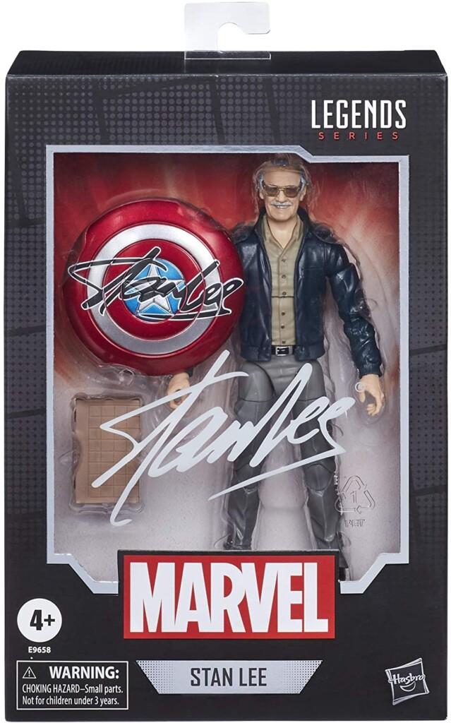 Marvel Legends Stan Lee action figure