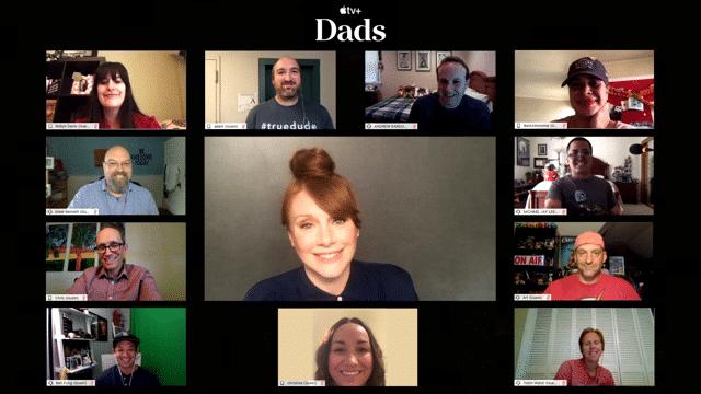 Bryce Dallas Howard documentary Dads