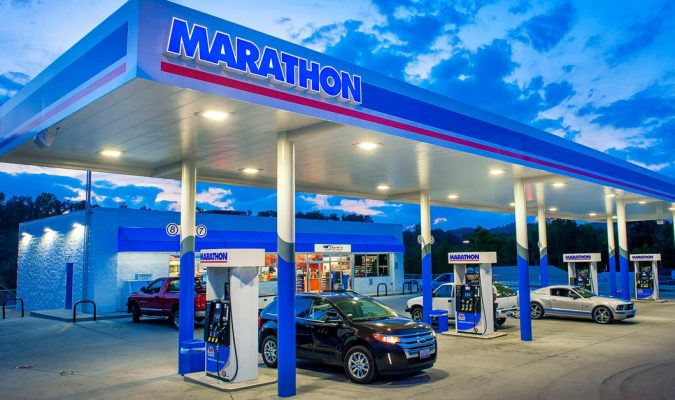 MakeItCount™ at the Gas Pump + $50 Marathon Gift Card Giveaway