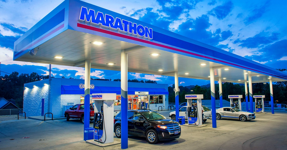 Marathon Gas Station MakeItWork