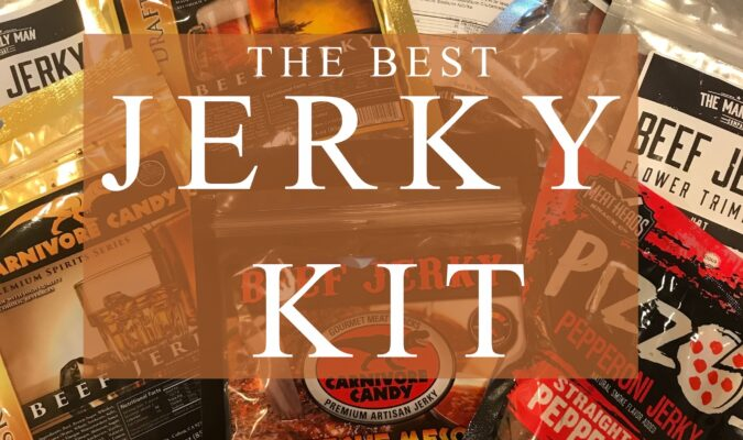 The Best Jerky Kit From Manly Man Company Speaks Beef Jerky Truth