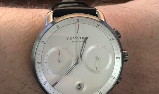 Watch Me Become a Trendsetter With the Pioneer from Nordgreen