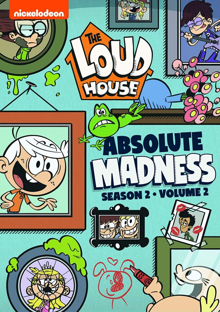 Loud House Season 2 Volume 2