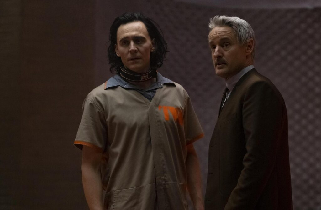 Loki and the TVA