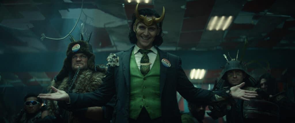 Loki, the God of Mischief