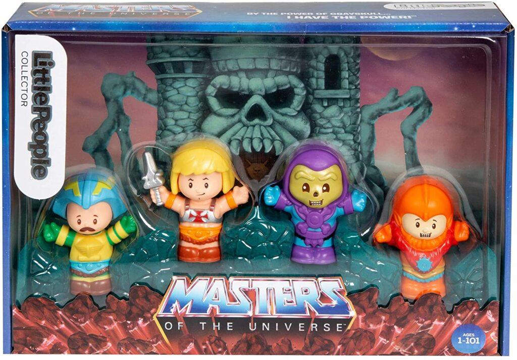 He-Man Little People Box set