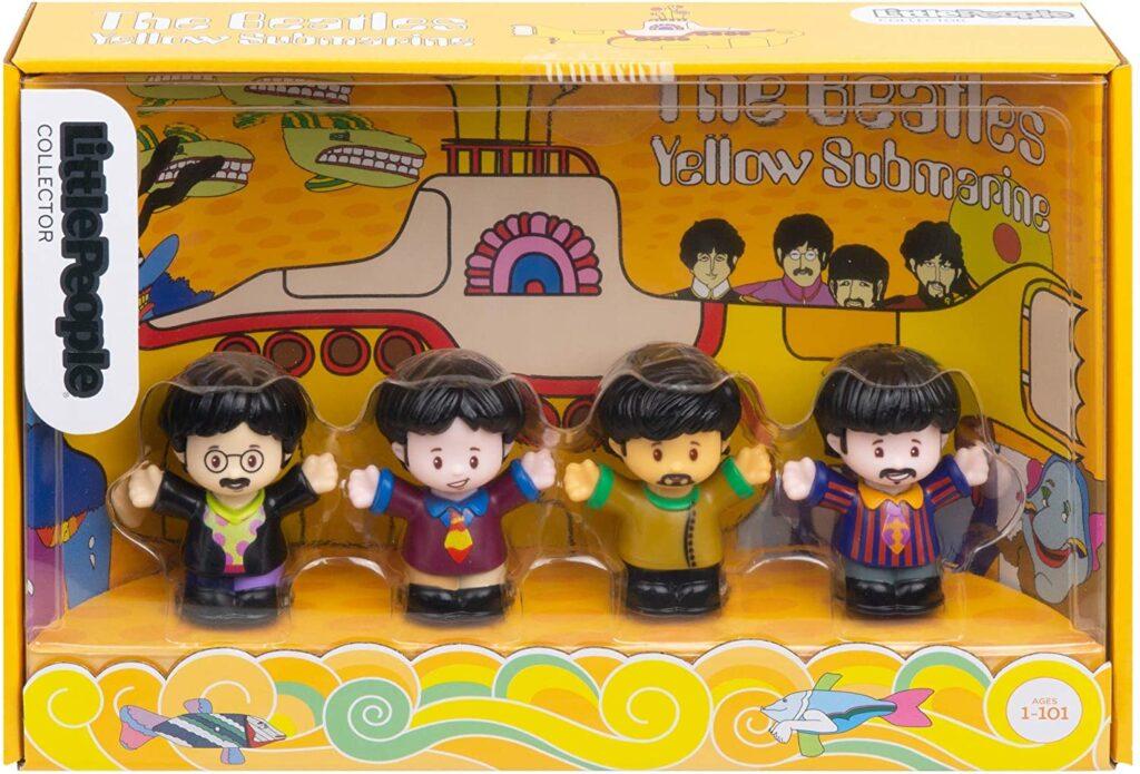 Little People Beatles Yellow Submarine Box Set