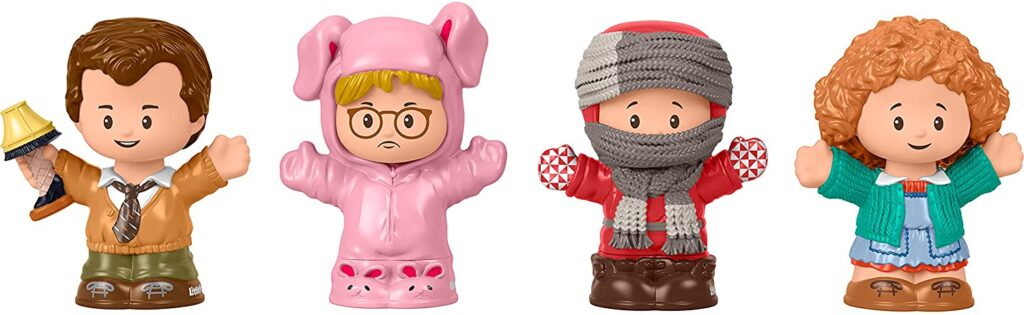 Little People A Christmas Story