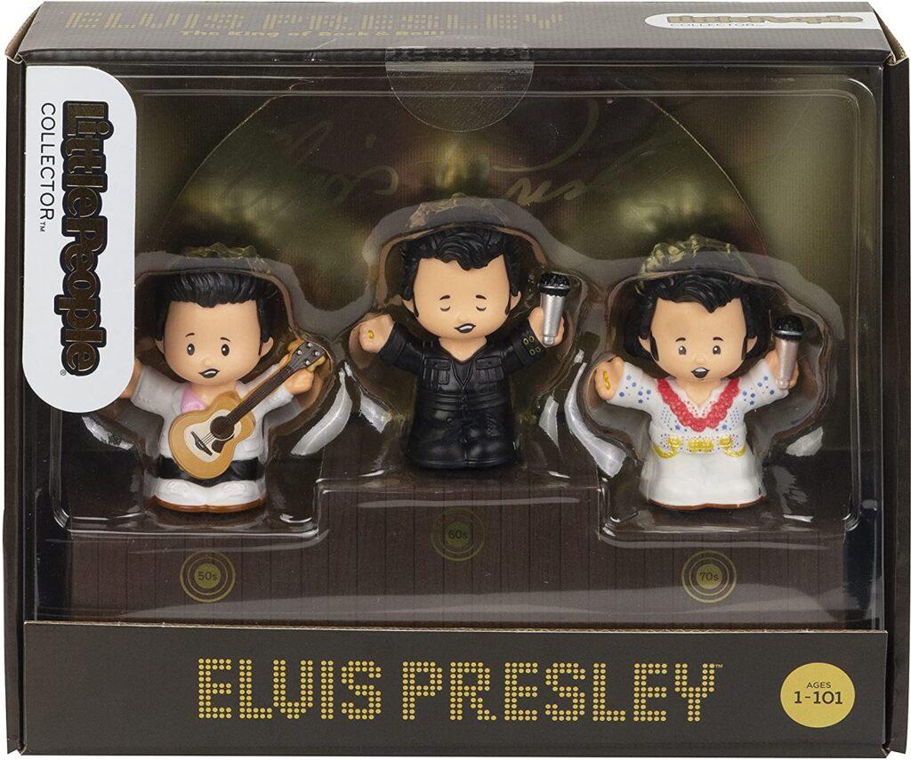 Little People Elvis box set