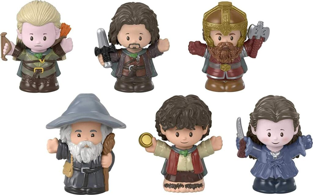 Little People Lord of the Rings