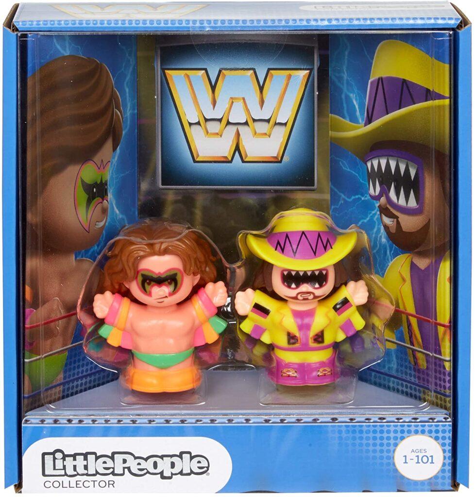 Little People WWE box set